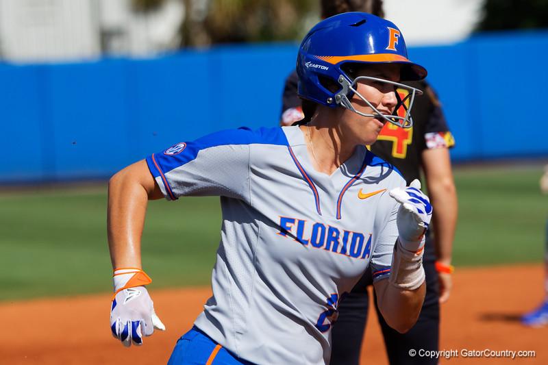 University of Florida Gators Softball Maryland Terrapins 2018