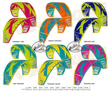 2018 FOne Bandit B11 Color Options
