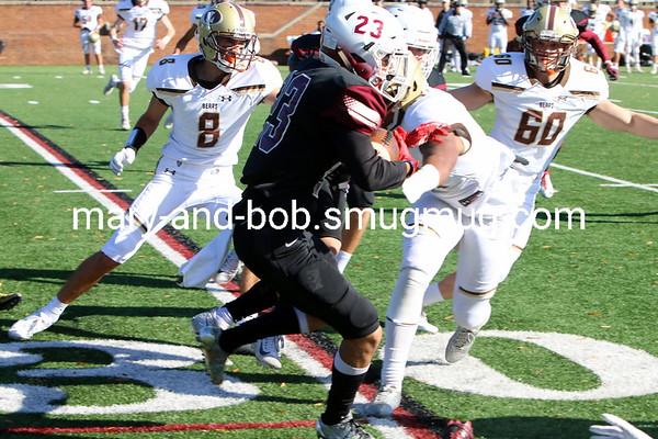 2018 Football Episcopal 14 v Landon 17