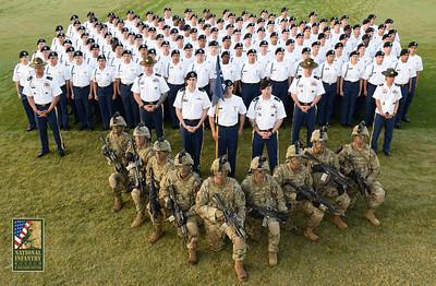 4-13-18 F/2-58, A/1-19, A/2-19 & D/2-19 Graduation Ceremony