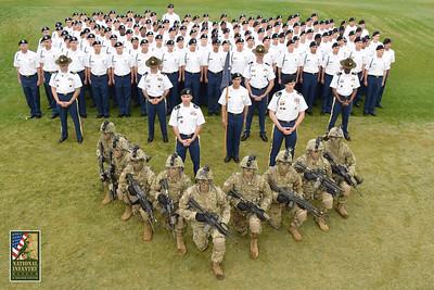4-27-18 C/1-50, A/2-54, F/2-19 & E/1-50 Graduation Ceremony