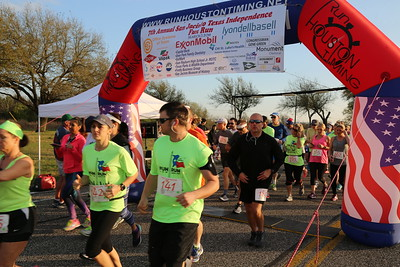 2018 San Jacinto Fun Run/Walk