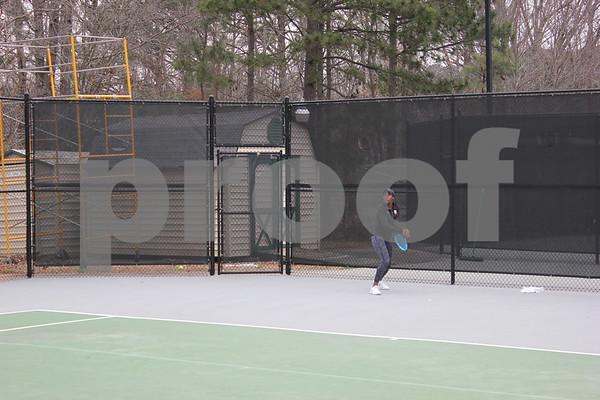 2018 GGC Tennis vs. William Woods and Olivet Nazarene