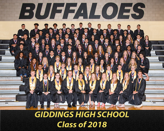 GHS - 2018 Class Picture