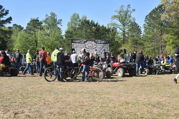 2018 GNCC Rd 5 Camp Coker AM ATV