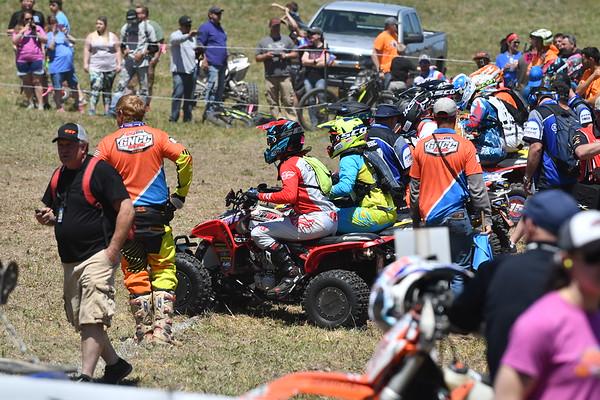 2018 GNCC Rd 5 Camp Coker PM ATV