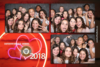 2018 Davidson 6th Grade Dance