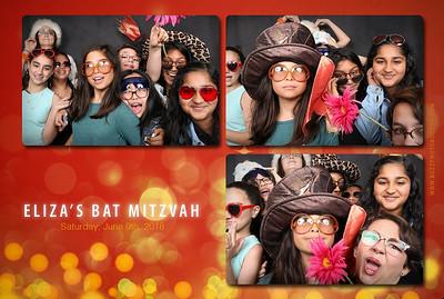2018 Eliza Bat Mitzvah