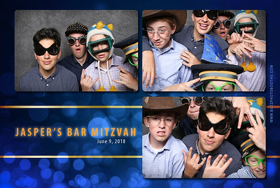 2018 Jasper Bar Mitzvah