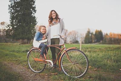Mother - Daughter Bike