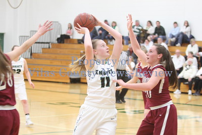 Phelps Girls Basketball vs. Crandon Cardinals
