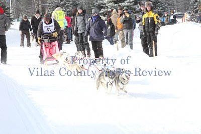 Three Bear Sled Dog Races
