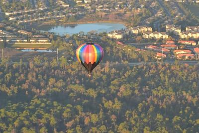 Air Baloon Ride