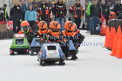 2018 Country Cat World Championship Snowmobile Derby - Saturday