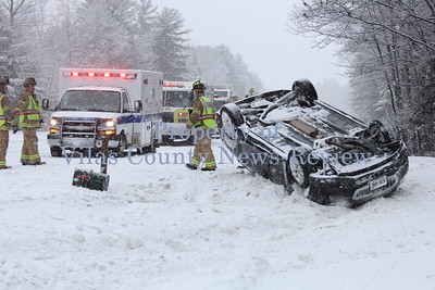Highway 70 E. Accident: Jan. 11