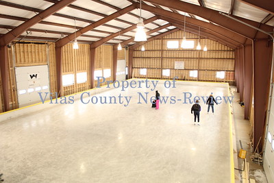 The Snowflake Ice Rink in Land O' Lakes