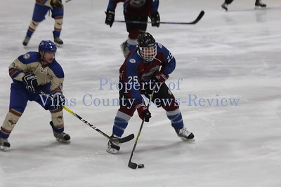 Eagle River Falcons vs. Calumet Ice Kings