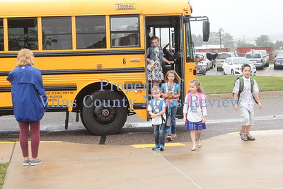 Northland Pines First Day of School