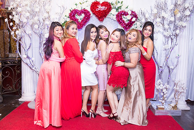 Valentine's Day Party:  February 10, 2018