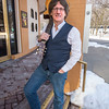 James Neiss/staff photographer <br /> Niagara Falls, NY - Musician Frank Grizanti…. For Michelle.