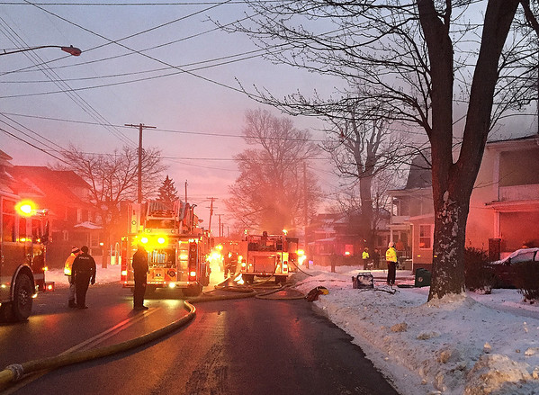 Portage fire 2 011818