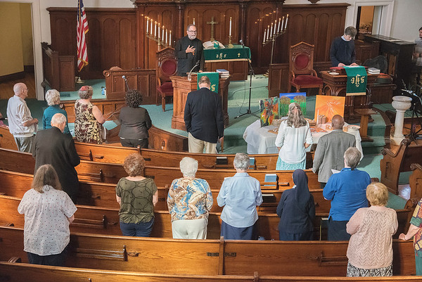 181009 Prayer Service 1