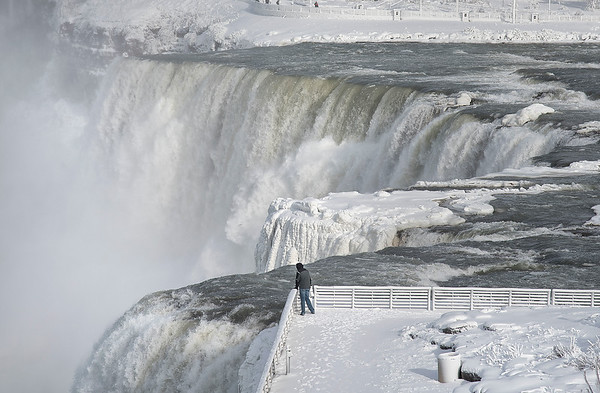 180102 Winter Niagara Falls 5