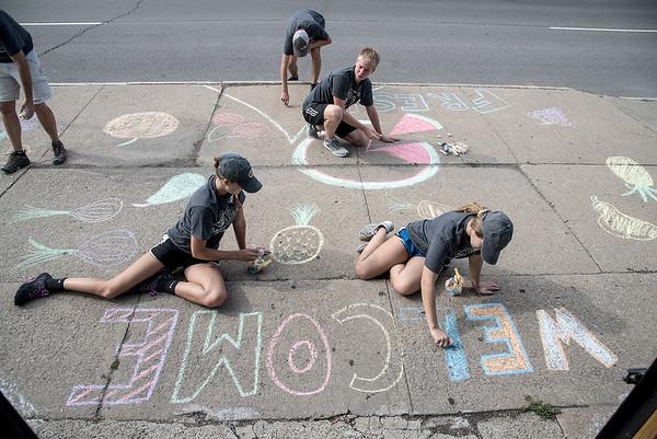 180723 Chalk Art 2