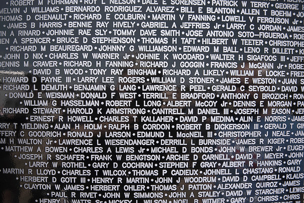 180711 Vietnam Wall 3