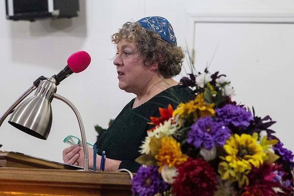 181108 Interfaith non-violence service 3