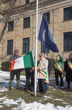 180316 Flag Raising