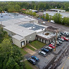 James Neiss/staff photographer <br /> Lockport, NY - A green company, Allegheny Manufacturing LLC has a rooftop of solar panels to offset their carbon footprint.