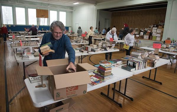 180425 Book Sale 1