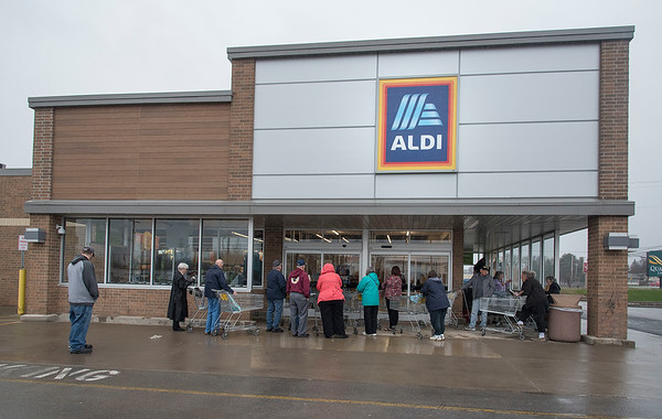 180425 Lockport Aldi's 1