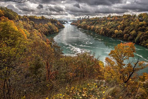 181029 Niagara Gorge Color