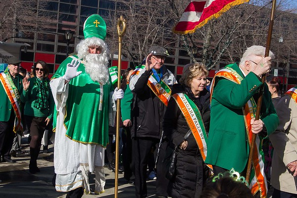 180317 Shortest St. Patrick's parade 2