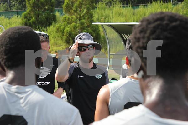 2018 Georgia Gwinnett College Men's Soccer Preseason