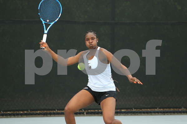 2018 Georgia Gwinnett College Tennis vs. Keiser