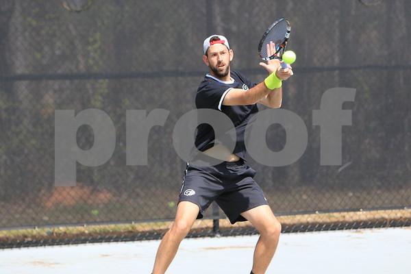 2018 Georgia Gwinnett College Tennis vs. Lynn