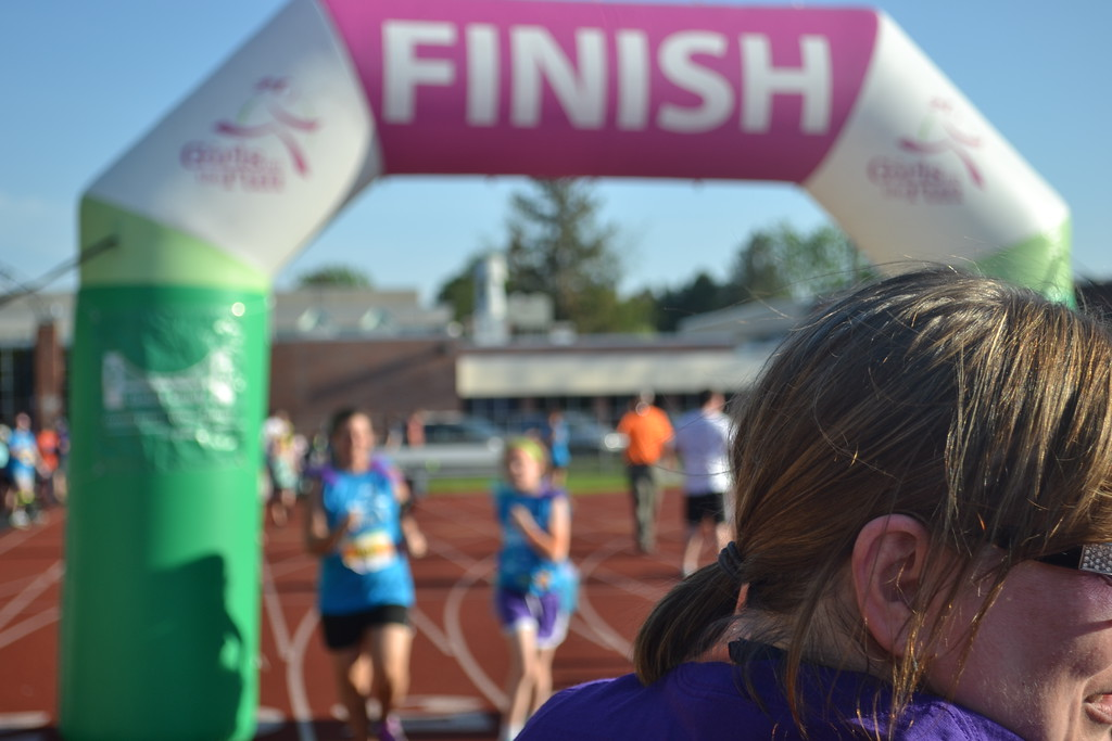 . Darian McCormick - Morning Sun -   Girls on the Run 5K at Alma College