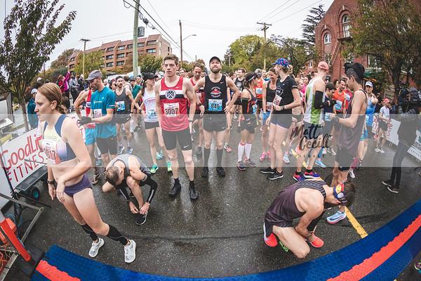 2018 Goodlife Victoria Marathon