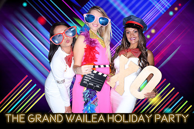 2018 Grand Wailea Holiday Party