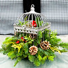 Vintage Bird Cage (Top Seller!)