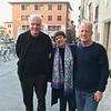 Enrico Vito, Rosa, and Neal, Spello