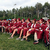 Scenes from Groton-Dunstable HS Graduation. SUN/David H. Brow