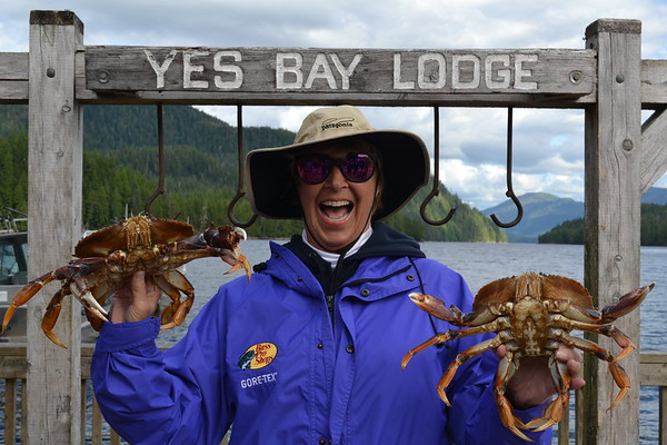 Yes Bay Lodge Blog Report: Yes Bay Lodge Blog Report - July 9, 2018