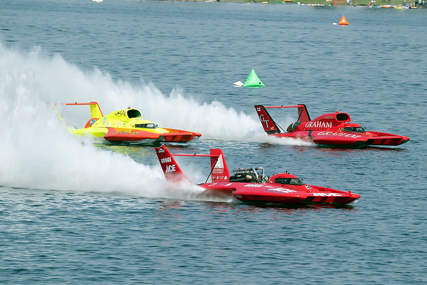 Blistering showdown set for 54th Columbia Cup – H1 Unlimited