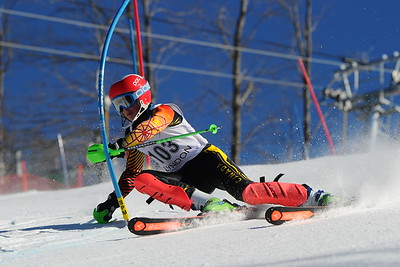 2018 Vermont HS Ski Racing - INCLUDING EASTERNS!