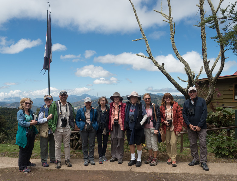 The Group at Paraiso Quetzal