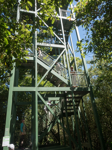 Las Cruces Observation Tower
